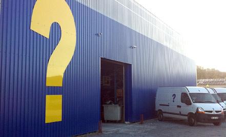 Logistique de stockage